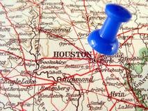 Houston, le Texas Photographie stock