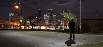 Houston, le Texas Photos stock