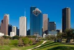 Houston le Texas Photographie stock