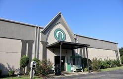 Houston Levee Community Center, Cordova, Tennessee Lizenzfreie Stockfotografie