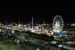 Houston Livestock Show und Rodeo stockfoto