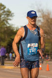 Houston 2015 marathon runners Royalty Free Stock Images