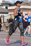 Houston 2015 marathon runners Stock Photos