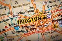 Houston miasto obrazy stock