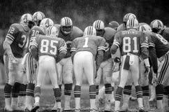 Houston Oilers Stock Image