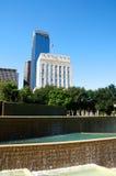 houston parkowy Texas obrazy stock