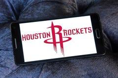 Houston Rockets american basketball team logo Royalty Free Stock Image
