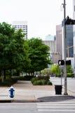 Houston's streets. Stock Photos