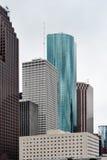 Houston's streets. Royalty Free Stock Photo