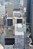 Houston's streets. Royalty Free Stock Image