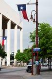 Houston's streets. Stock Photo