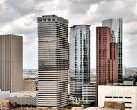 Houston Skyline Imagem de Stock