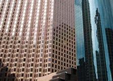 Houston Skyline Fotos de archivo libres de regalías