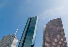 Houston Skyline Fotos de archivo