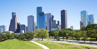 Houston. Skyline image of downtown Houston, Texas
