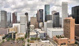 Houston Skyline Royalty Free Stock Photography