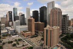 Houston Skyline Stock Image