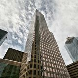 Houston Skyscraper Royalty Free Stock Image