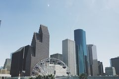 Houston Royalty Free Stock Photography