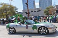 Houston St. Patrick's Parade Stock Photos