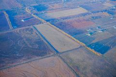 Houston Suburban River stock foto's