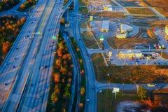 Houston Suburban stock foto's