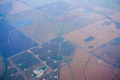 Houston Suburban stock foto