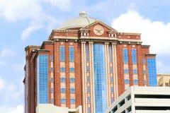 Houston, Teksas architektura obrazy royalty free
