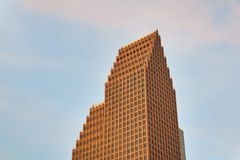 Houston Texas Architecture images libres de droits