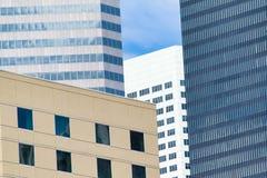 Houston, Texas Architecture image libre de droits