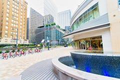Houston, Texas Architecture photographie stock libre de droits