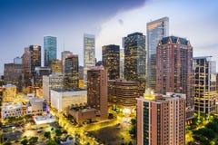 Houston Texas Cityscape foto de stock