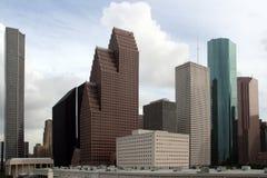 Houston Texas Skyline Royalty Free Stock Photos