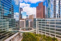 Houston, Texas, USA Cityscape stock image