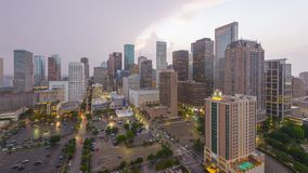 Houston, Texas, USA Downtown Skyline