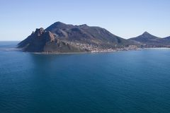 Hout海湾开普敦南非 免版税图库摄影