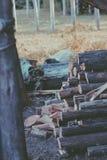 hout Royalty-vrije Stock Fotografie