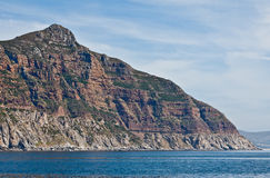 Hout Bay in Cape Town Royalty Free Stock Photo