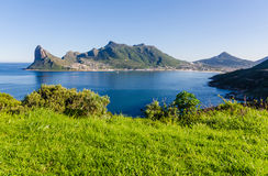 Hout Bay from Chapman's Peak Drive South Africa Stock Photography