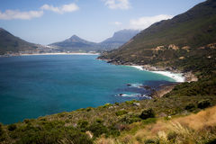 Hout Bay Harbor view Stock Photo