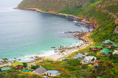 Hout Bay harbour the Cape South Africa Royalty Free Stock Image