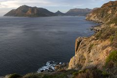 Hout Bay near Cape Town South Africa royalty free stock image