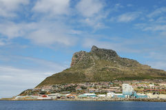 Hout Bay - South Africa. Hout Bay in South Africa stock images