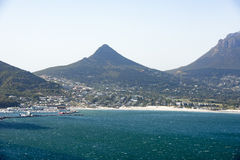 Hout Bay, South Africa Royalty Free Stock Photo