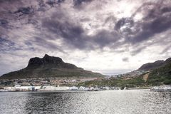 Hout Bay, Stormy Skies Stock Photos