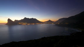 Hout Bay Sunset Stock Images
