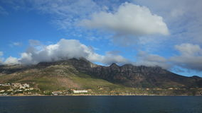 Hout Bay time lapse Royalty Free Stock Photos