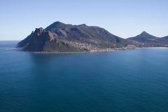 Hout fjärd Cape Town Sydafrika royaltyfri fotografi