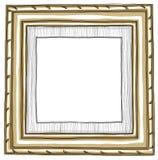 Hout het Ontworpen schilderen Royalty-vrije Stock Afbeeldingen