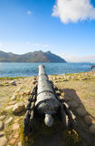 Houtbay Canons Royalty Free Stock Image